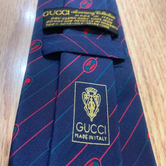 8b5e73df7ecb Gucci Other - Gucci GG Pattern Classic Silk Tie